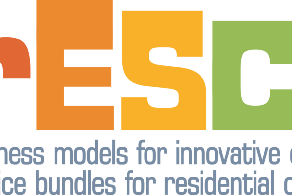 New business models for innovative energy service bundles for residential consumers (frESCo)